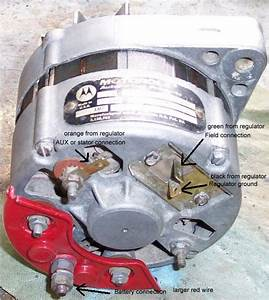 Alternator Ground