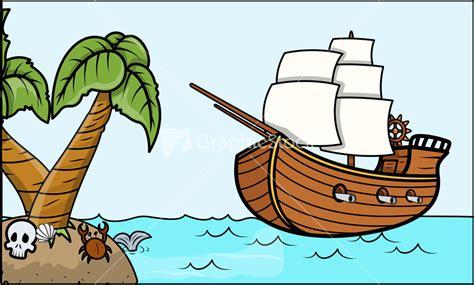 Cartoon Boat C4d by Cartoon Pirate Ship Www Imgkid The Image Kid Has It