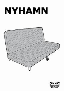 Ikea Sofa Bed Instruction Manual