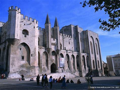 Vatican City In Avignon, France