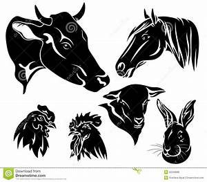 Farm Animals Vector Royalty Free Stock Photos - Image ...