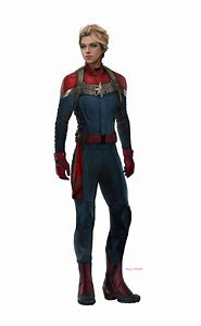 MCU Captain Marvel Concept Art