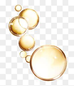 yellow bubbles png images vectors  psd files