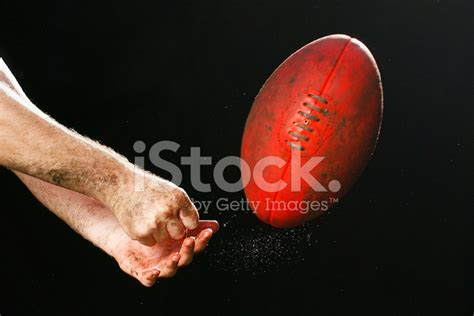 Afl Handball Stock Photos - FreeImages.com