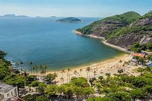 Stadtteil Von Rio De Janeiro : praia vermelha roter strand in rio de janeiro brasilien franks travelbox ~ Watch28wear.com Haus und Dekorationen