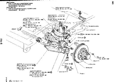 Install Brake Diagram 1987 Nissan Maxima Undercarriage by Nissan Terrano 3 0 1989 Auto Images And Specification
