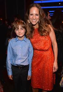 Actor Ty Simpkins and Susan Downey attend Marvel's Iron ...