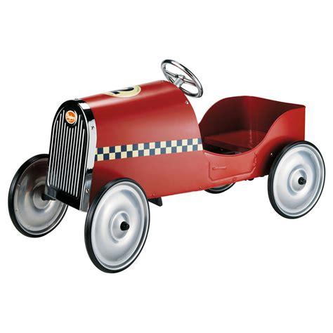 voiture a pedale enfant voiture 224 p 233 dales vintage baghera maisons du monde
