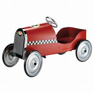 Retro Bebe Voiture : voiture p dales vintage rouge baghera maisons du monde ~ Teatrodelosmanantiales.com Idées de Décoration
