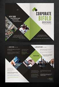 two fold brochure template psd best samples templates With 2 fold brochure template psd