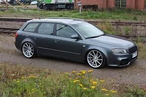 Audi B7 Tuning : audi a4 8e b7 s line look abs muovinen etupuskuri ~ Kayakingforconservation.com Haus und Dekorationen