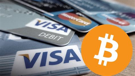 If you want to join the crypto revolution, whether you're an investor or a consumer and want to buy btc with a using a credit card to buy bitcoin and other popular cryptocurrencies is the fastest and most secure way to do it. Coinbase alternative - How to buy Bitcoin with Visa Card - Credit Card Instantly - YouTube