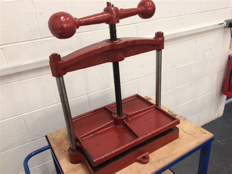 bookbinding nipping press book binders nipping machine