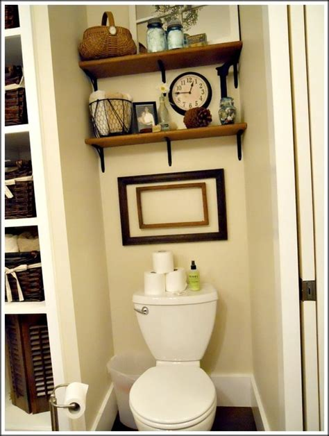 shelves  toilet  adorable decor beautiful