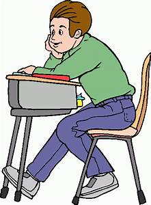 Student At Computer Clipart - Clipart Suggest