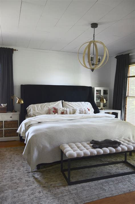 this cozy bedroom ideas for small rooms will make it feel room in progress our cozy simple bedroom 556 | DSC 9026