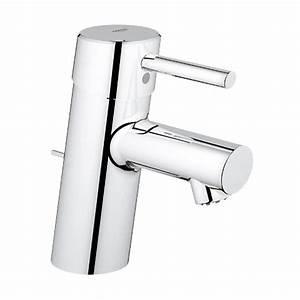 Grohe Concetto Küchenarmatur : grohe concetto einhand waschtischbatterie f r offene ~ Watch28wear.com Haus und Dekorationen