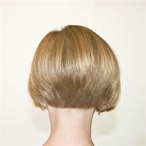 Layered Stacked Bob Haircut