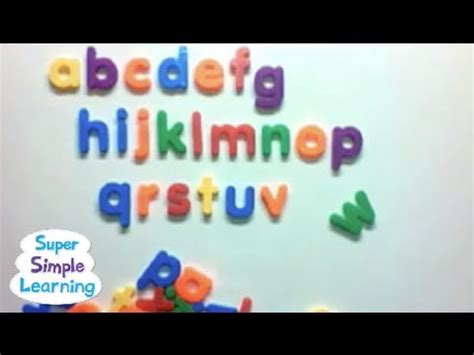 Abc Song  Super Simple Songs Youtube
