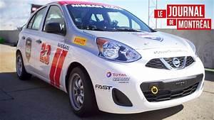 Voiture Nissan Micra : micra nissan voiture de course youtube ~ Nature-et-papiers.com Idées de Décoration