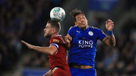 Carabao Cup round-up: Liverpool dumped out by Leicester ...