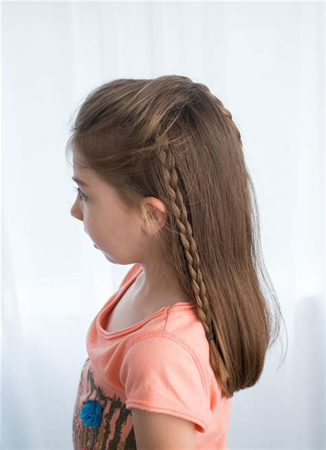 easy hairstyles  girls    create  minutes