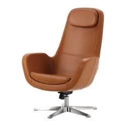 Fauteuil Relax Pivotant Ikea by Leather Armchairs Ikea