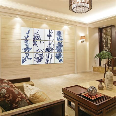 kitchens with mosaic tiles as backsplash theme wall tile modern hallway landing other by