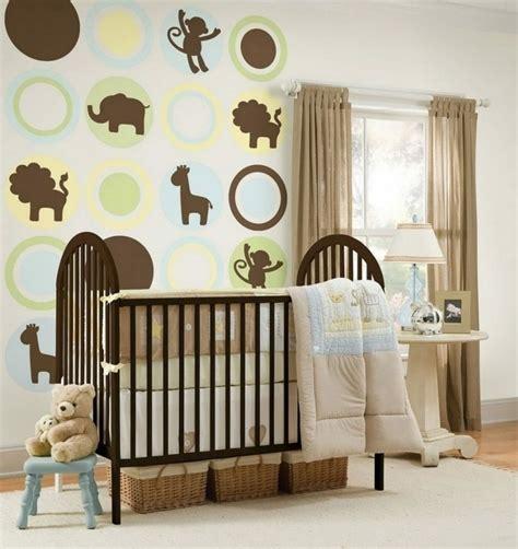 idee chambre b la peinture chambre bébé 70 idées sympas
