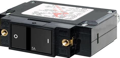 Blue Sea Systems Circuit Breaker Flat Rocker Amps