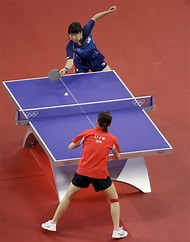 Image result for a table tennis