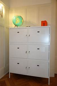 Spind Schrank Ikea : ikea hack triple height ikea ps cabinet with vintage metal number tags ideal for shoes ~ A.2002-acura-tl-radio.info Haus und Dekorationen