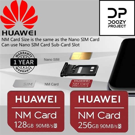 Nano memory is a new type of expandable storage introduced by huawei. Huawei Nano Memory card NM card / 90MB/s 128GB/256GB Local 1 Year Warranty | Shopee Singapore