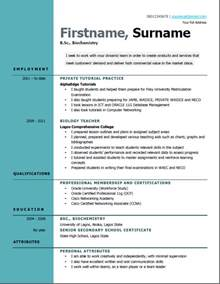 best resume format 2015 pdf icc best free cv formats to make you stand out to employers jobs vacancies nigeria