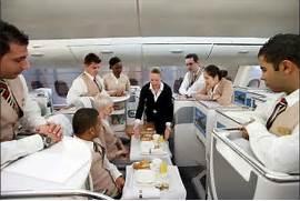 Inside the Emirates Fl...Flight Attendant Training