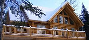 prix maison en rondin 3 chalet construction rondin de With prix construction maison en rondin de bois