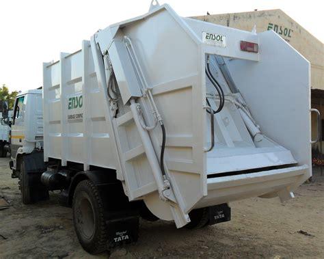 garbage compactor equipment ensolindia