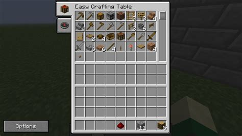 easy crafting automatic crafting table