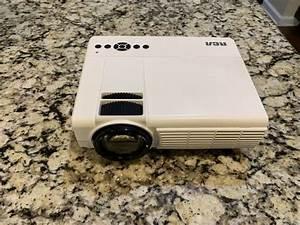 Rca Rpj116 2000 Lumens Home Theater Projector 1080p Hdmi