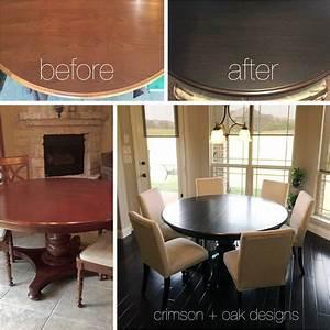 Java Gel Dining Set General Finishes Design Center