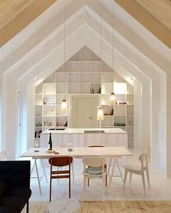 Une Maison Finlandaise Design En Bois Noir Au Bord D U0026 39 Un