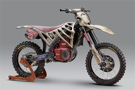 enduro hondas prototype electric  road bike