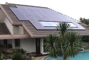 Panel Solar House Designs