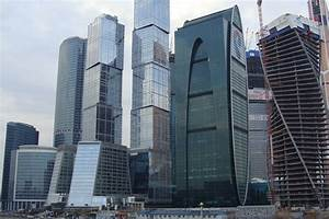 Moscow International Business Center Pictures to Pin on ...