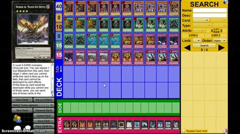 Deck Yugioh Build by Magician Of Chaos Turbo Otk Deck Profile