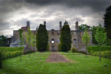 abandoned manor houses baronial mansions  scotland page    urban ghosts media