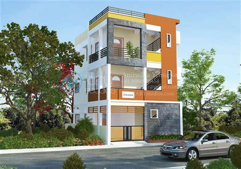 elevations residential building arystudios
