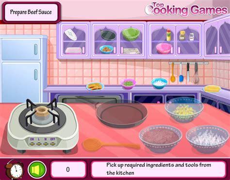 tout les jeux de cuisine jeux de cuisine lasagne 28 images jeux de cuisine jeux