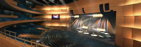 Niagara Falls Entertainment Centre Achieves Financial