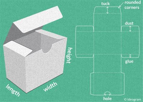 template maker crea cajas  envases de manera gratuita